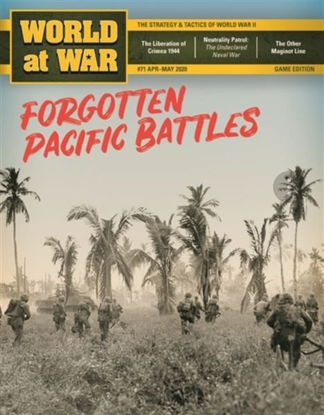 World at War #71 Forgotten Pacific Battles
