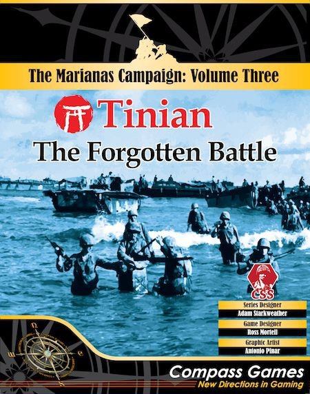 Tinian - The Forgotten Battle