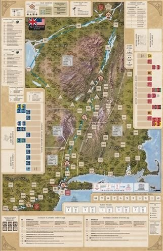 Strategy & Tactics #316 Campaigns of 1777