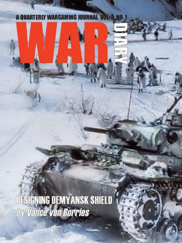 War Diary Magazine Issue #09