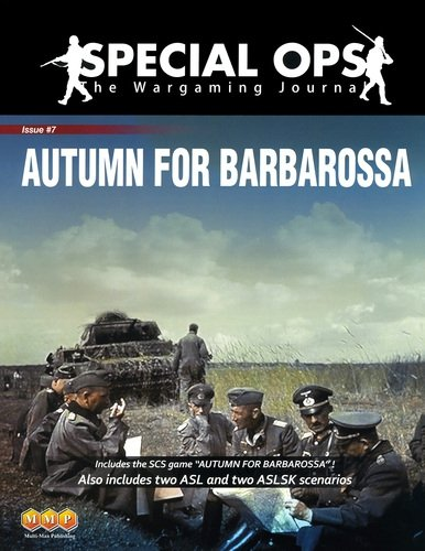 Special Ops Issue #7 - Autumn For Barbarossa