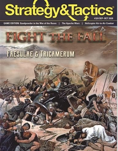 Strategy & Tactics #324 Fight The Fall