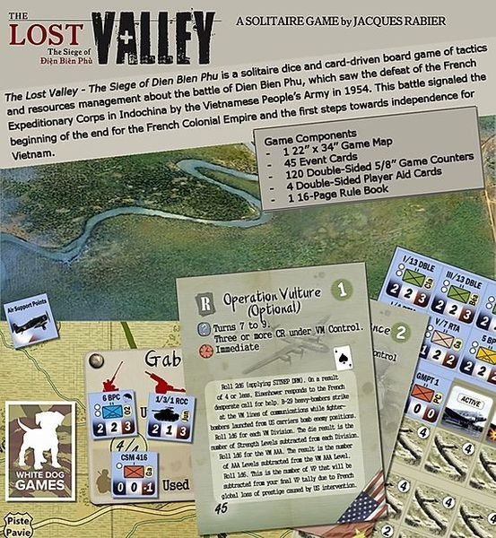 The Lost Valley: The Siege of Dien Bien Phu
