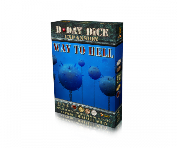D-Day Dice Way to Hell Expansion