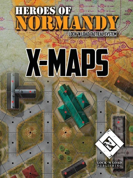 Heroes of Normandy X-Maps