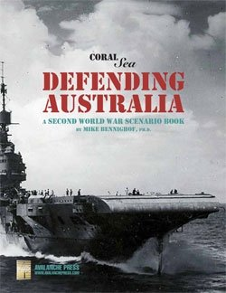 Second World War at Sea: Coral Sea, Defending Australia