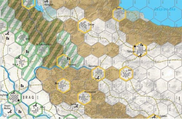Modern War #44 Desert One War