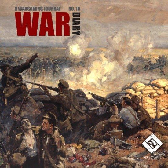 War Diary Magazine Issue #16