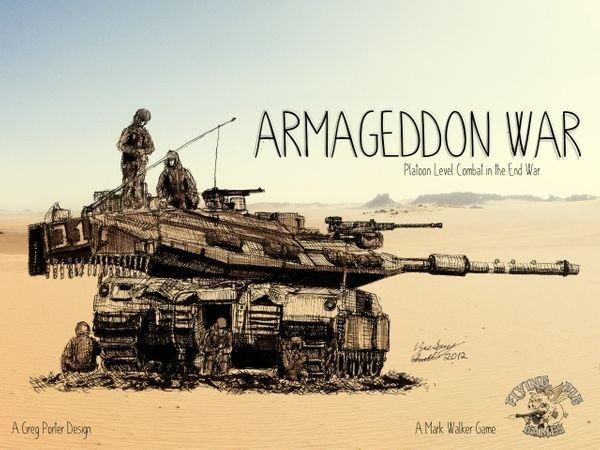 Armageddon War