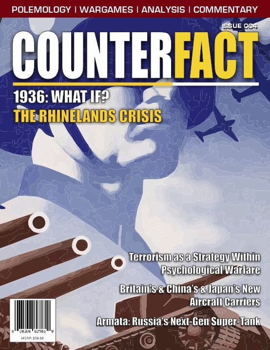 COUNTERFACT #4 1936: What If?
