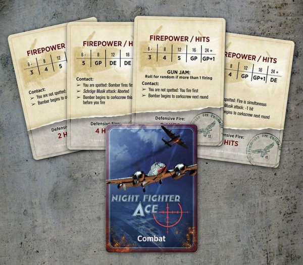 Nightfighter Ace