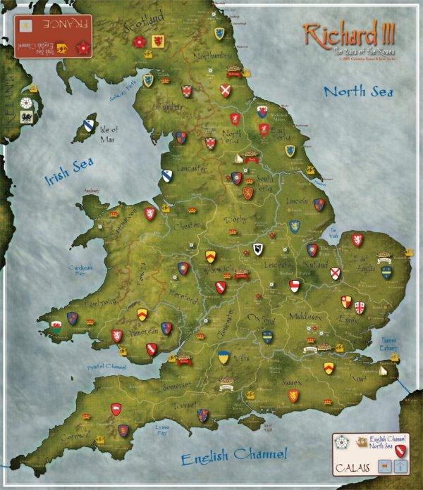 Richard III: The Wars of the Roses (USZKODZONY)