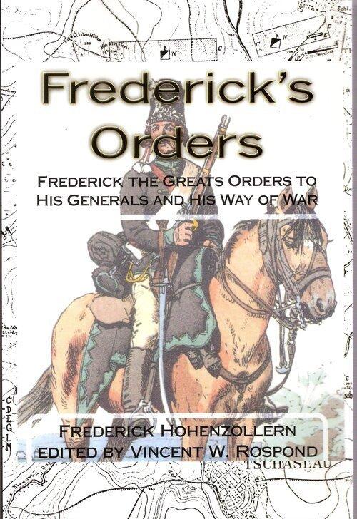 Frederick's Orders Paperback