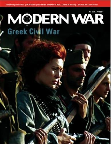 Modern War #11 Greek Civil War