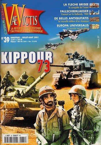 VaeVictis no. 39 Kippour 1973