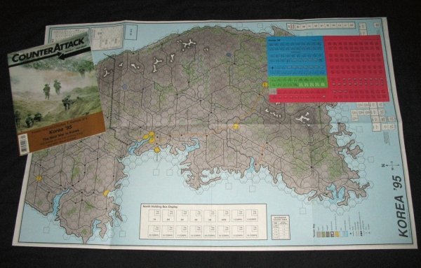 CounterAttack #4 - Korea '95 / 2005