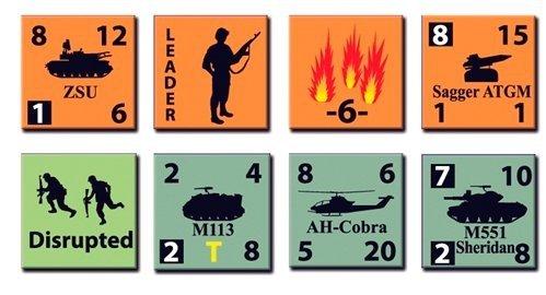 Strategy & Tactics #307 Cold War Hot Armor