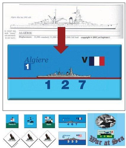 War at Sea 2nd edition