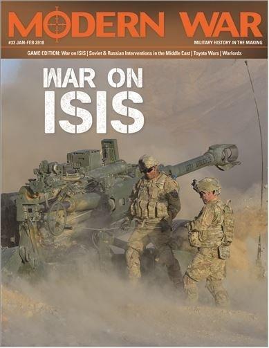 Modern War #33 War on ISIS