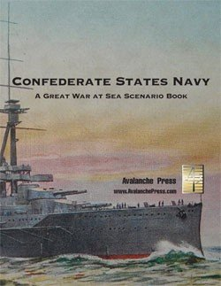 Great War at Sea: Confederate States Navy