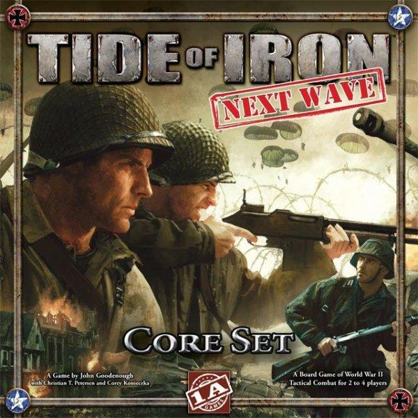 Tide of Iron: Next Wave Core Set
