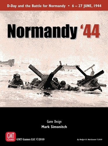Normandy '44 2nd Printing