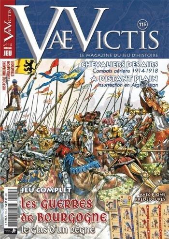 VaeVictis no. 115 Les Guerres de Bourgogne