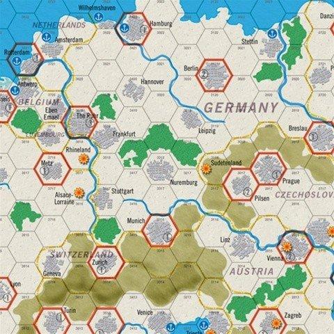 World at War #21 Rhineland War '36