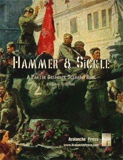 Panzer Grenadier: Iron Curtain - Hammer & Sickle