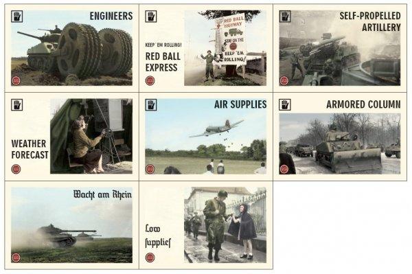 1944: Wyścig do Renu - Red Ball Express