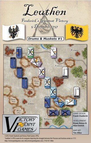 Leuthen: Frederick's Greatest Victory (boxed)