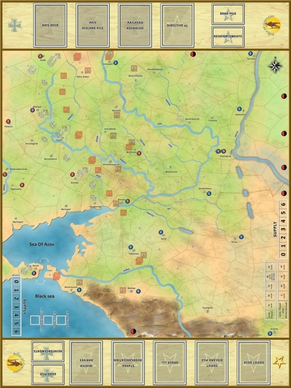 Roads to Stalingrad