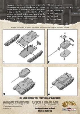 TANKS: The Modern Age - M60 Exp.