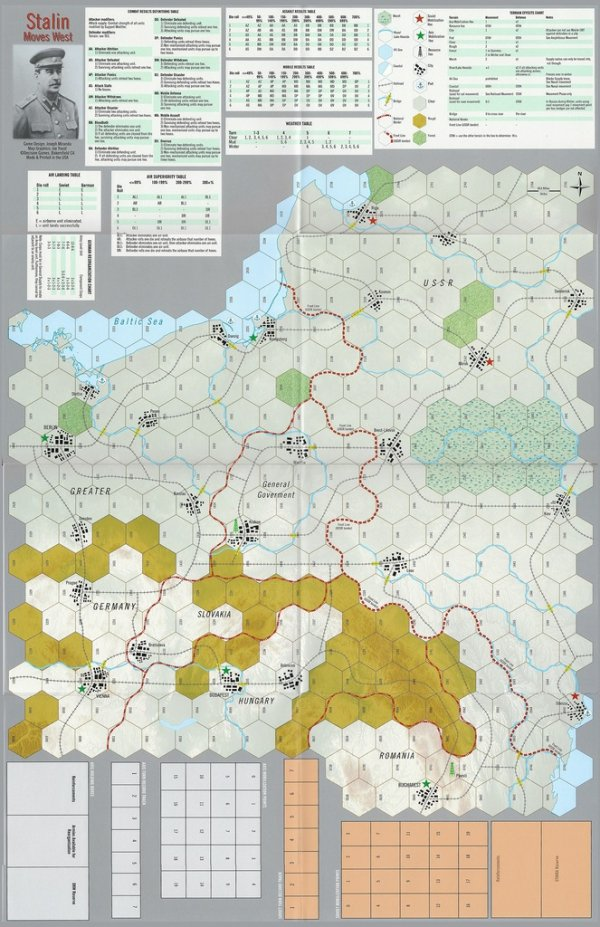 World at War #58 Stalin Moves West