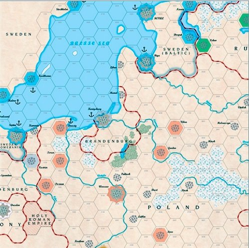 Strategy & Tactics #302 Great Northern War