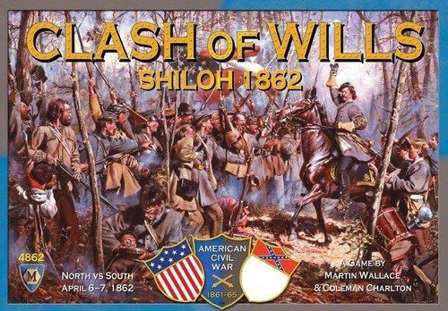 Clash of Wills - Shiloh 1862