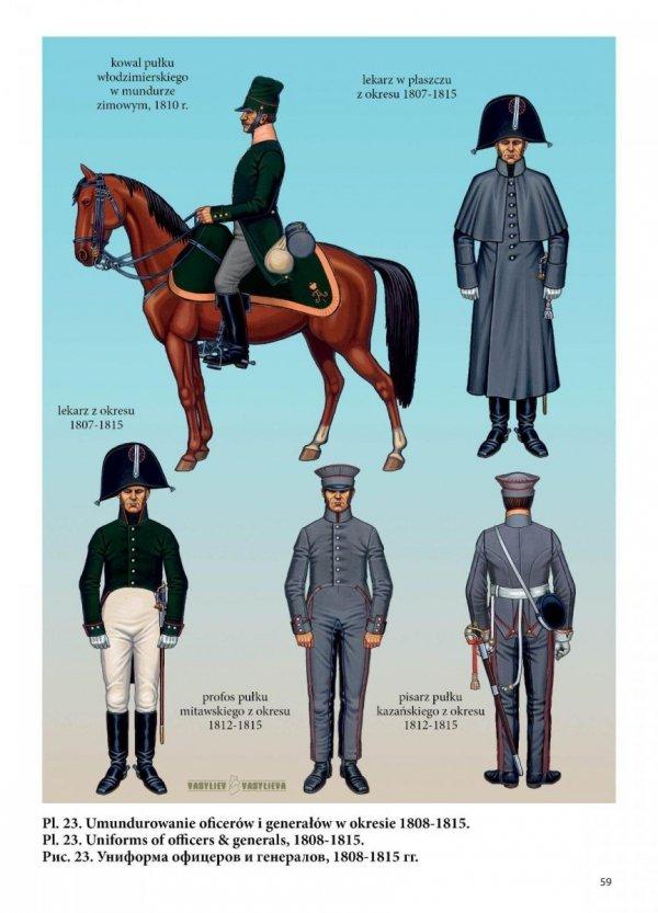 Dragoni rosyjscy 1802-1815