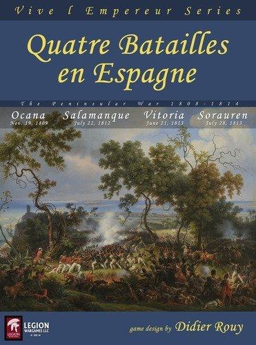Quatre Batailles en Espagne