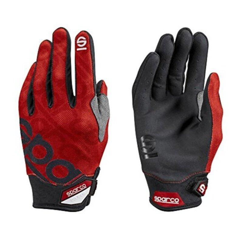 Rękawiczki mechanika Sparco Meca 3 Czerwony (Rozmiar XL)