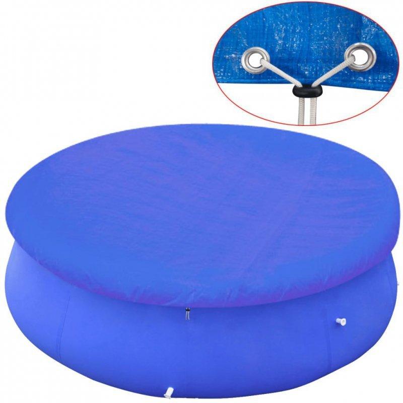 Plandeka na basen, 360-367 cm, okrągła, do basenów naziemnych