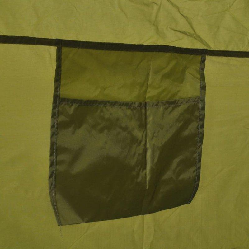 Namiot prysznic/WC/przebieralnia, zielony