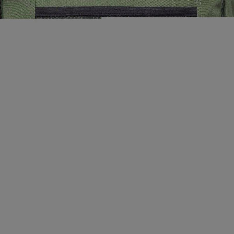 Plecak XXL w wojskowym stylu, 100 L, zielony