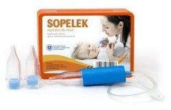 Sopelek -Aspirator wydzieliny