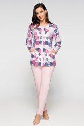 Piżama Regina 930 dł/r 2XL-3XL damska