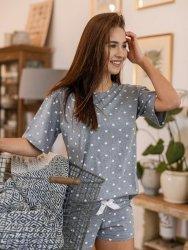 Piżama Sensis Julieta kr/r S-XL