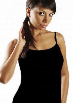 Koszulka Emili Rita czarna 2XL-3XL