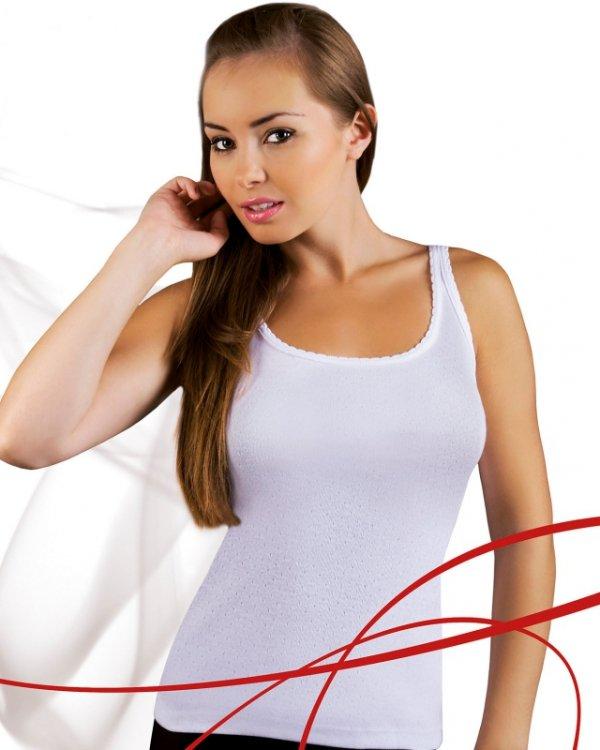 Koszulka Emili Mania biała S-XL