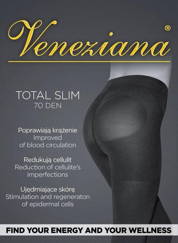 Rajstopy Veneziana Total Slim 70 den