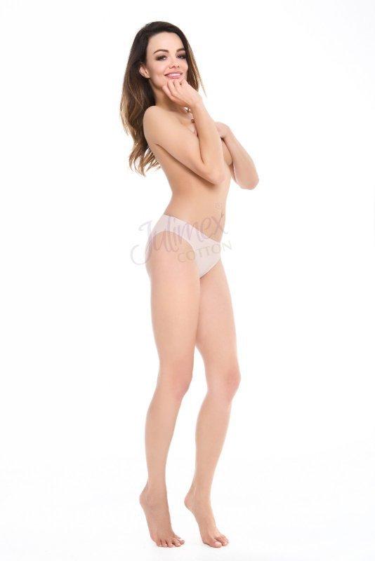 Figi Julimex Hi-Cut Panty Cotton