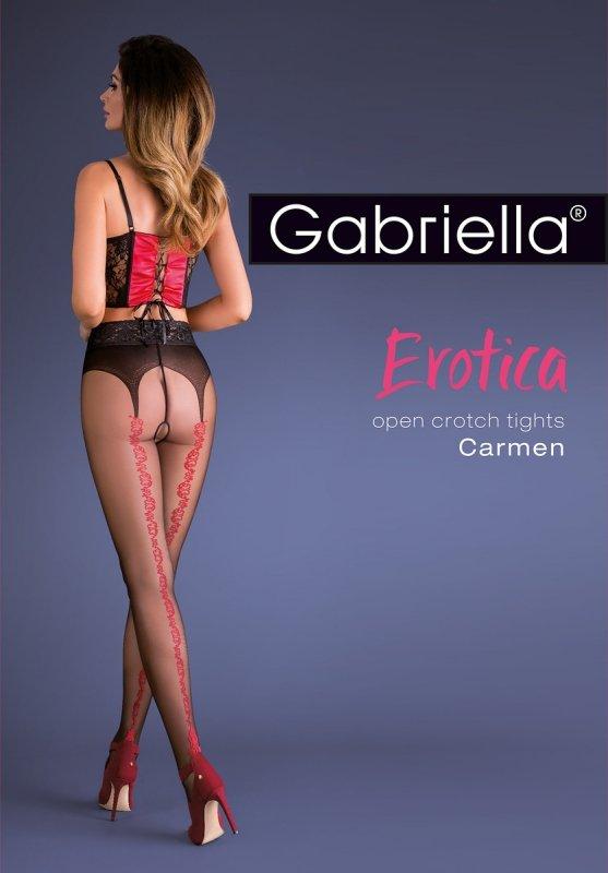 Rajstopy Gabriella Erotica Carmen 667